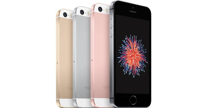 iPhone SE : Apple double les capacités de stockage sans changer le prix