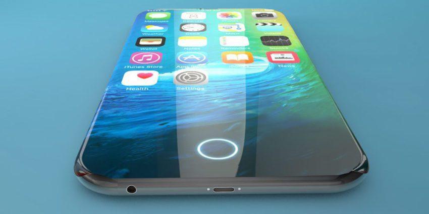 touch id iphone 8 850x425 iPhone 8 : retrait possible du Touch ID et nouveau desing