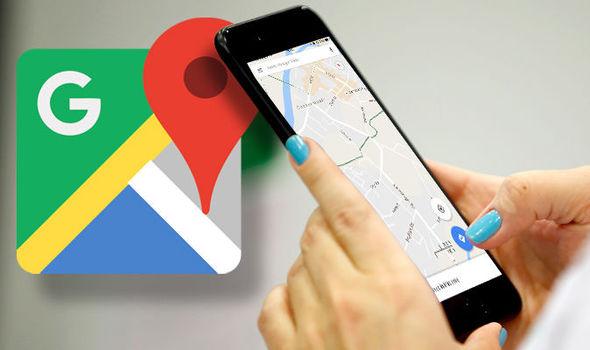 Google Maps iPhone Update Google Maps permet désormais denregistrer son lieu de stationnement