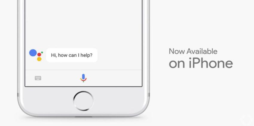 Assistant en iPhone Google Assistant : lassistant vocal de Google arrive sur lApp Store