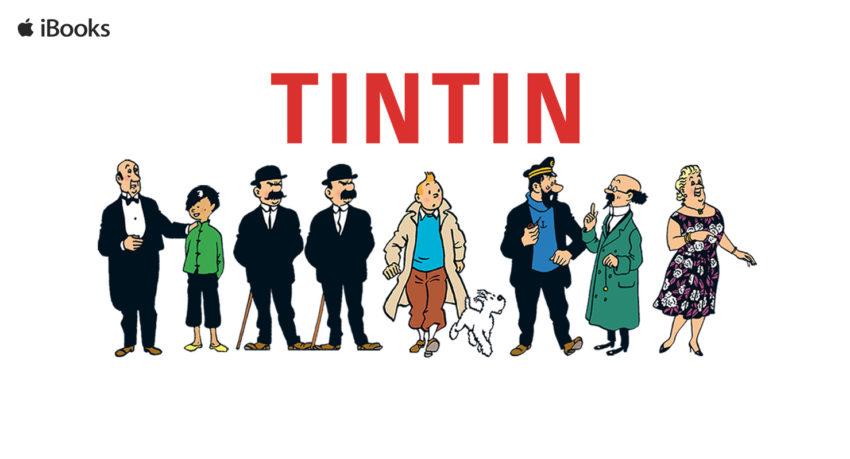 TopFeature 1480 800 2x fe Les aventures de Tintin enfin disponibles sur liBooks Store