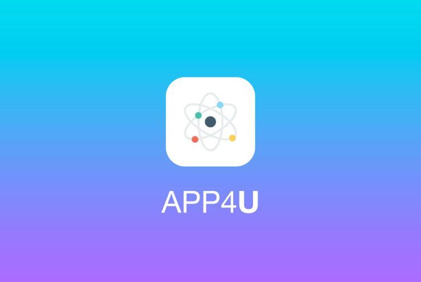 app4U App4U #6 : Photo coffre fort   Cacher photos et vidéos , lapplication iPhone de la semaine