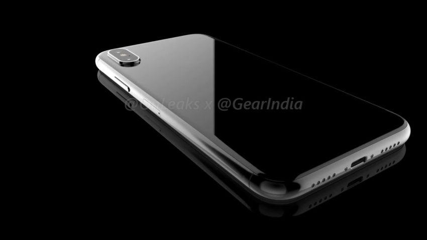 concept iphone 8 Un nouveau rendu 3D de liPhone 8 basé sur les dernières fuites