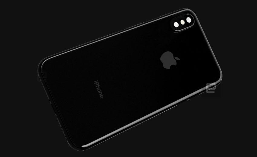 iPhone 8 render 8 iPhone 8 : de nouveaux rendus 3D signés Engaget