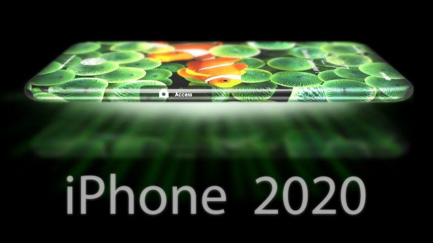 iphone 2020 Concept : des designers imaginent liPhone de 2020 (vidéo)