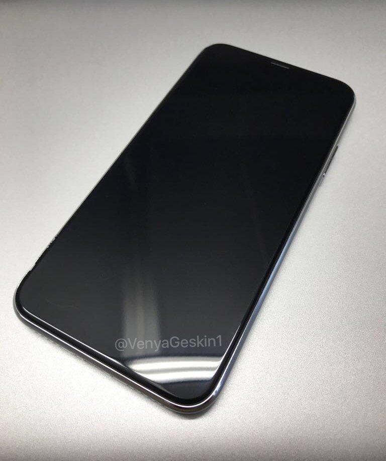 iphone 8 maquette iPhone 8 : nouvelles photos et vidéo dune maquette et un schéma en fuite