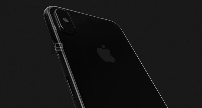 iphone 8 render 2 1 iPhone 8 : de nouveaux rendus 3D signés Engaget