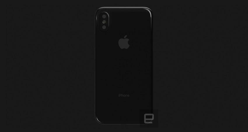 iphone 8 render 6 1 iPhone 8 : de nouveaux rendus 3D signés Engaget