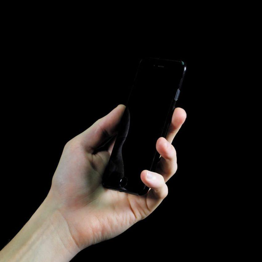 jetblack 2 Coque Jet Black ultra fine pour iPhone 7