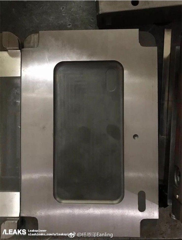 moule iphone 8 iPhone 8 / iPhone 7s : des moules et un schéma se dévoilent (photos)