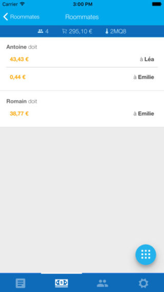App4U #2 : Debal, application iPhone de la semaine
