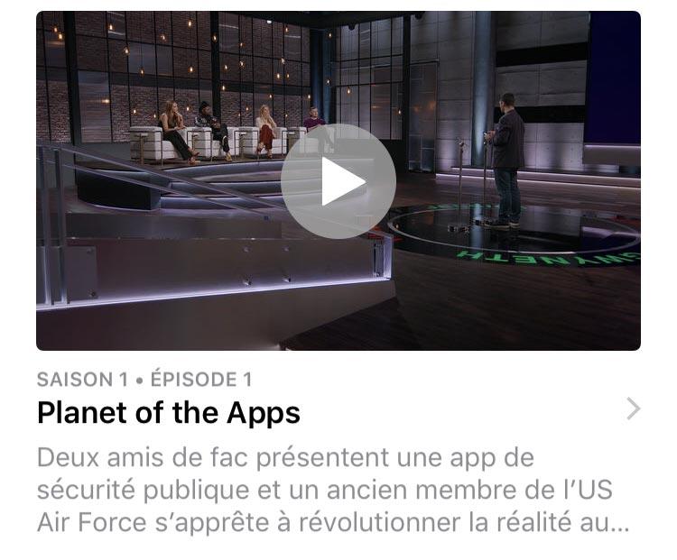 1 Planet of the Apps : le premier épisode est disponible