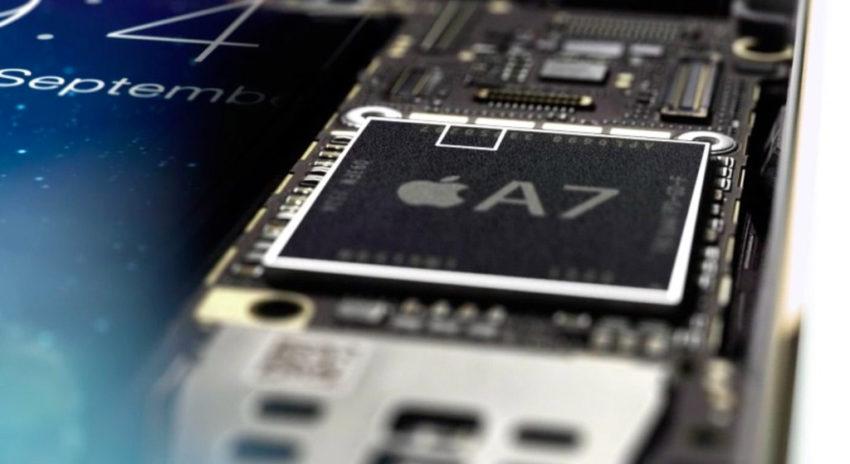 Apple A7 puce Les Apps 32 bits retirées temporairement des résultats de recherche de lApp Store