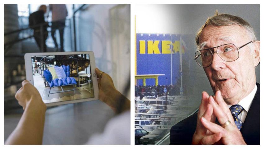 IKEA AR Une app de réalité augmentée IKEA basée sur lARKit sortira avec iOS 11