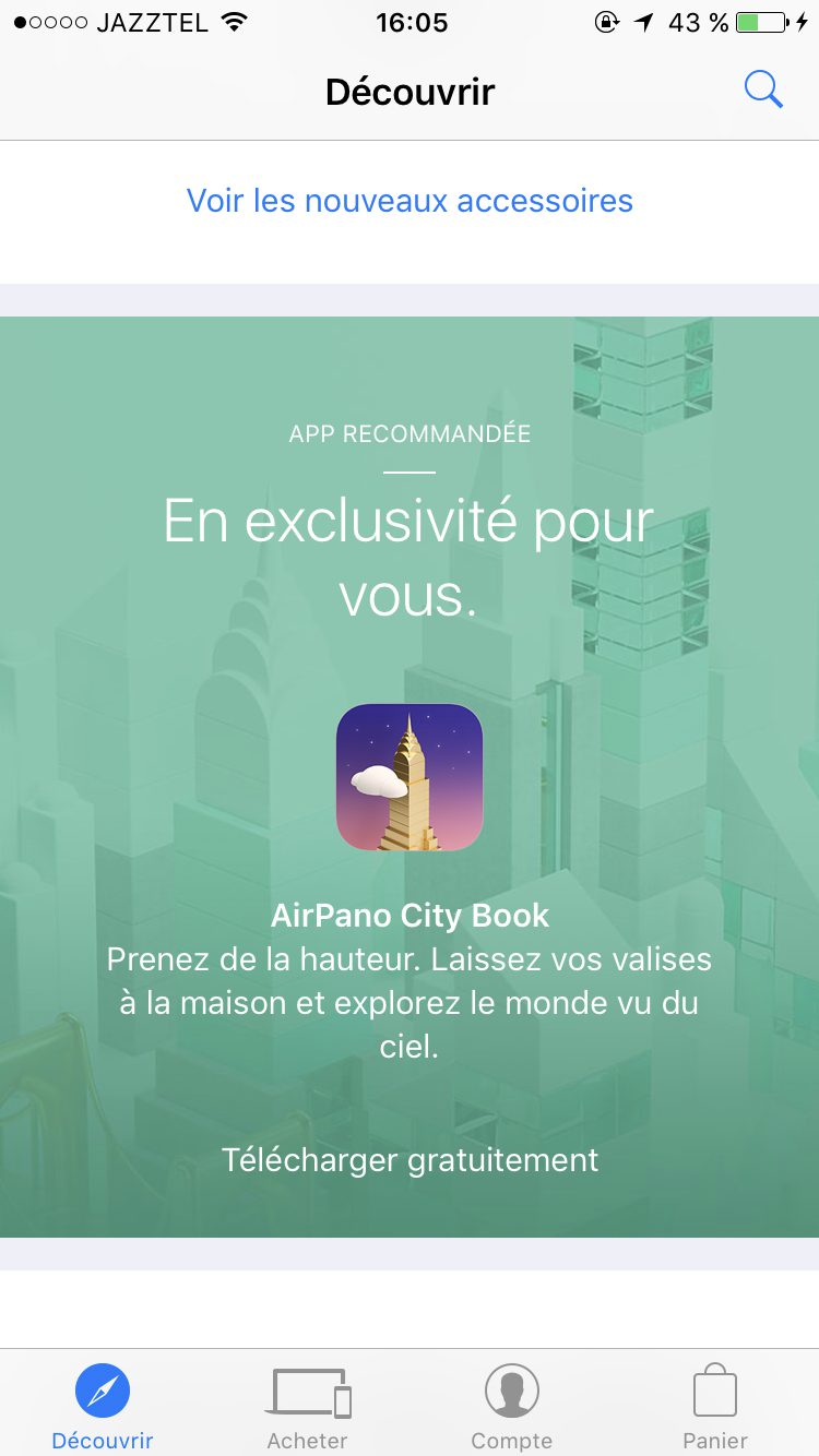 IMG 0301 AirPano City Book : panoramas 360° sur iPhone, appli gratuite en ce moment