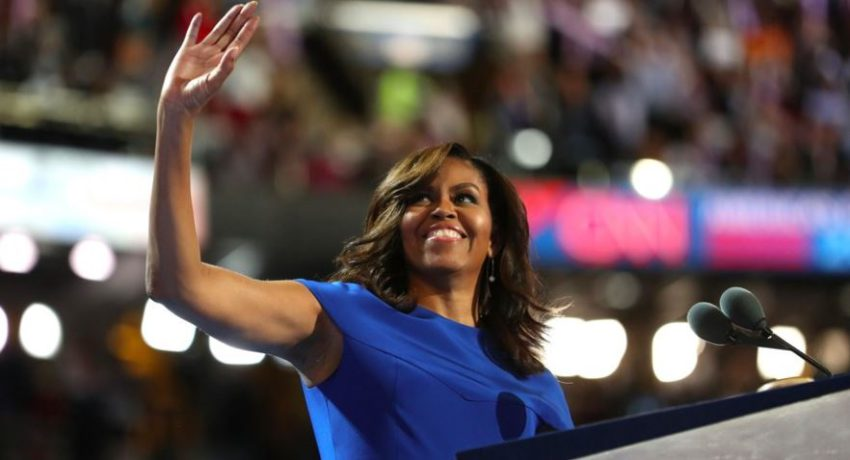 Michelle Obama Michelle Obama affirme la place des femmes dans le monde de la technologie