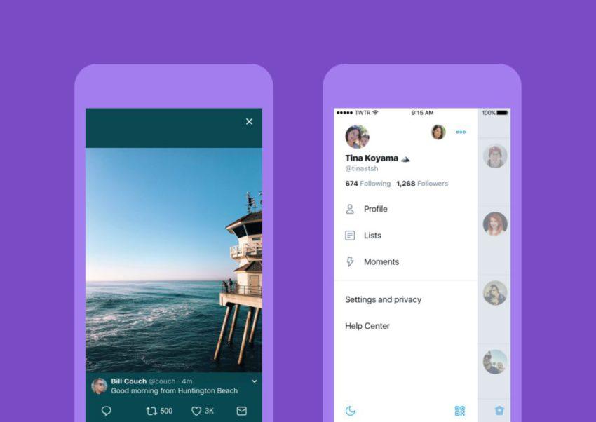 Nouveau Design Twitter 2 Twitter iOS se met à jour avec un nouveau design et de nouvelles fonctionnalités
