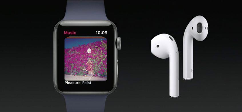 apple watch musique Bilan WWDC17 : Ce quil faut retenir du Keynote (iOS 11, HomePod, iPad Pro, watchOS 4)