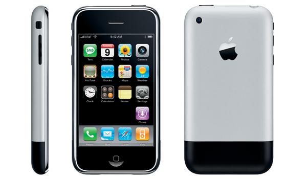 10 ans de l'iPhone