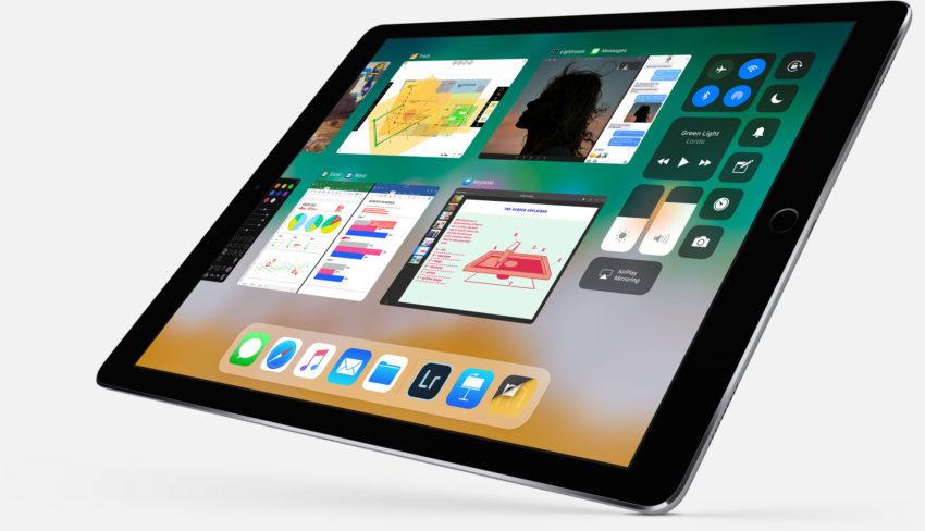 ios 11 ipad 850x488 iOS 11   Le système dexploitation qui va révolutionner liPad