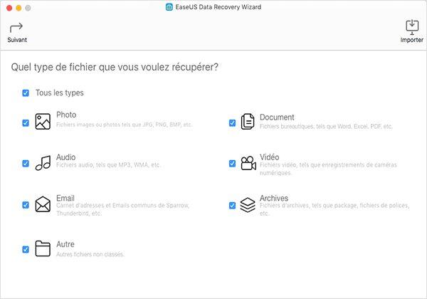 mac tutorial01 Récupérer les données de son Mac grâce à EaseUS Data Recovery Wizard for Mac