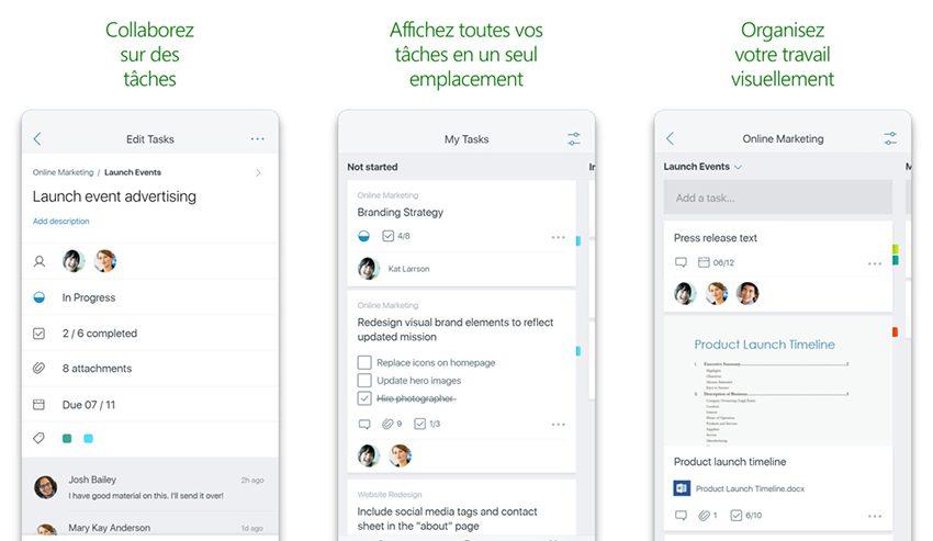 microsoft planner 1 Microsoft Planner   Une appli dorganisation du travail en équipe