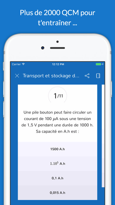 App4U #3 : BAC S Nomad Education, lapplication iPhone de la semaine