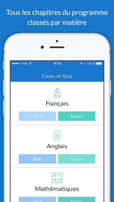App4U #3 : BAC S Nomad Education, lapplication iPhone de la semaine