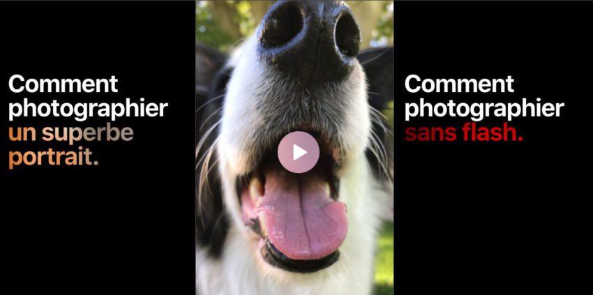 serie comment photographier iphone7 Comment photographier sur iPhone 7 : vidéos en français