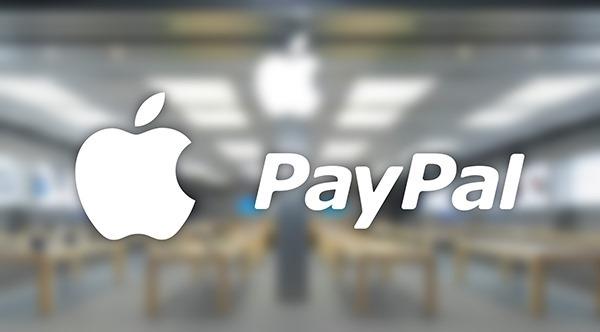 Apple PayPal App Store : on peut désormais utiliser son compte PayPal pour les achats
