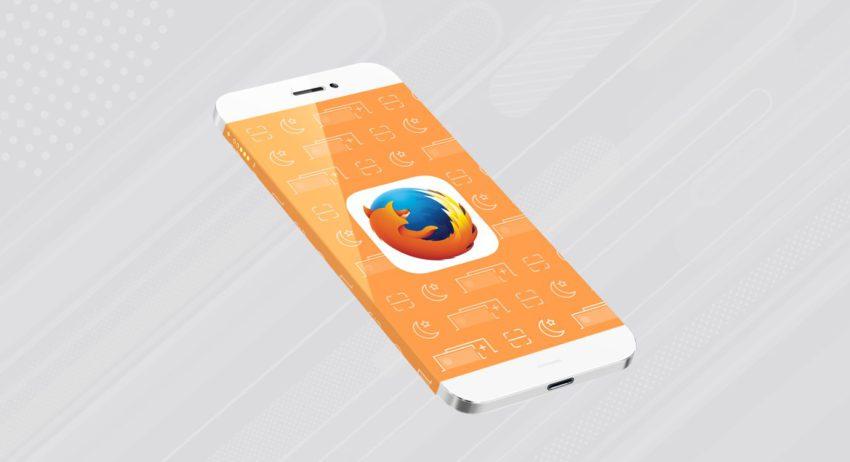 FF iOS 8 Blog Image v2 icons orange Firefox 8.0 pour iOS : mode nuit, lecteur QR code, navigation avec onglets