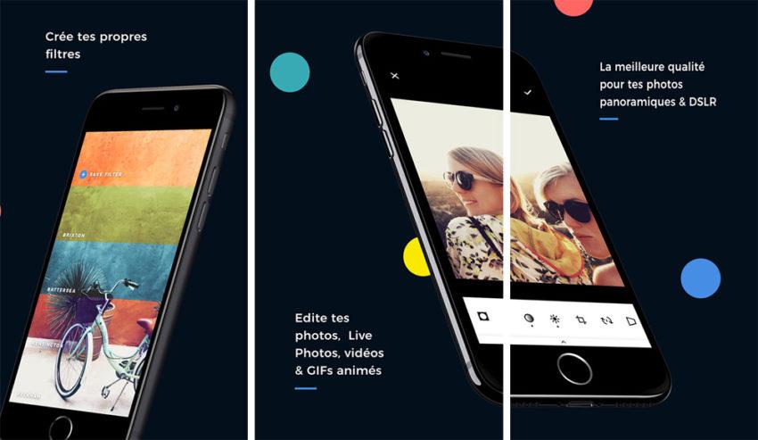 Infiltr App Store Bon plan : infltr gratuite au lieu de 2,29€ en ce moment