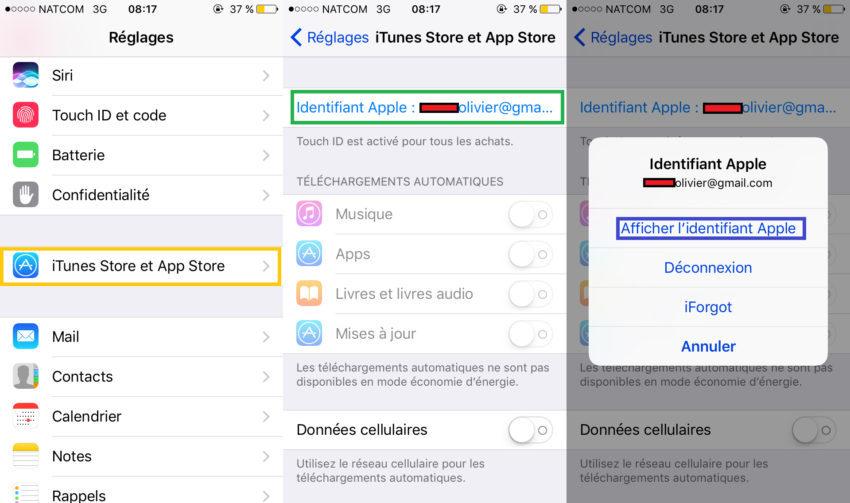 adding paypal app store app4phone 850x503 App Store : comment configurer son compte PayPal pour faire ses achats