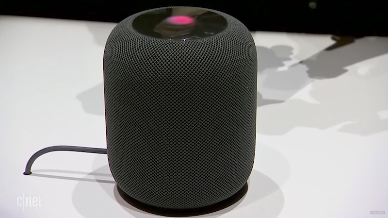 homepod space gray HomePod : Foxconn participera dans sa production