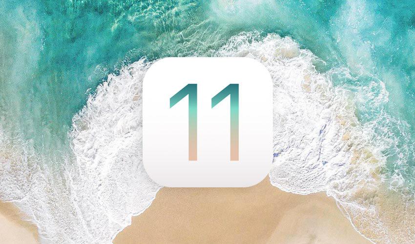 iOS 11 850x500 iOS 11.3 est disponible, mais c'est uniquement pour le nouvel iPad