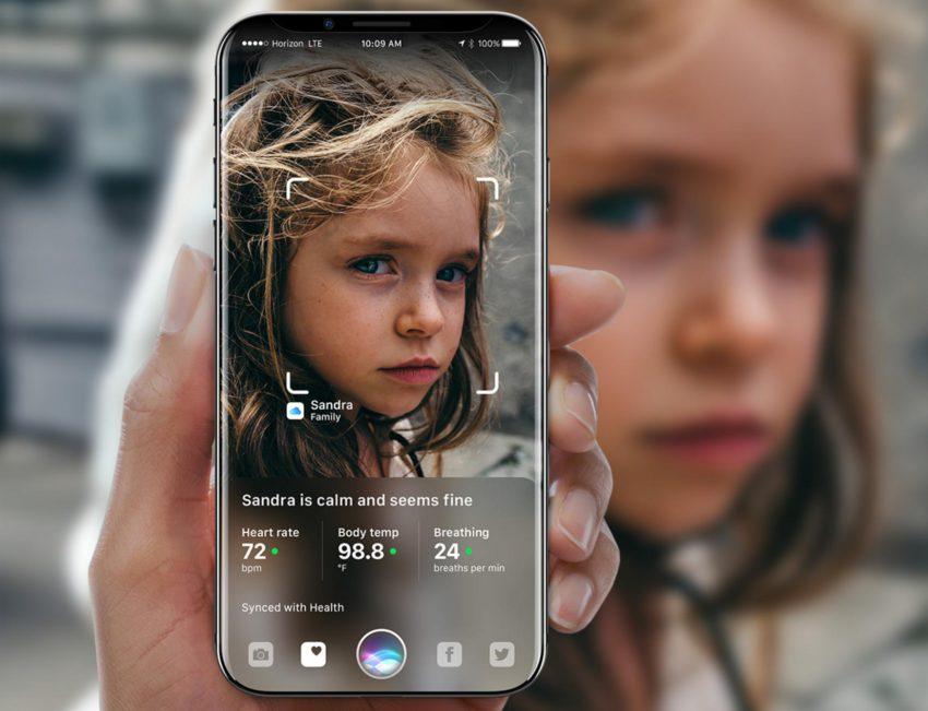 iphone 8 reconnaisance faciale iPhone 8 : la reconnaissance faciale confirmée par liOS 11