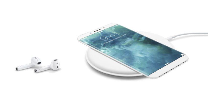 iphone 8 iPhone 8 : chargeur 5W et chargeur sans fil