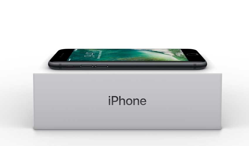 iphone box Une fuite révèle la boîte de liPhone 8 ?