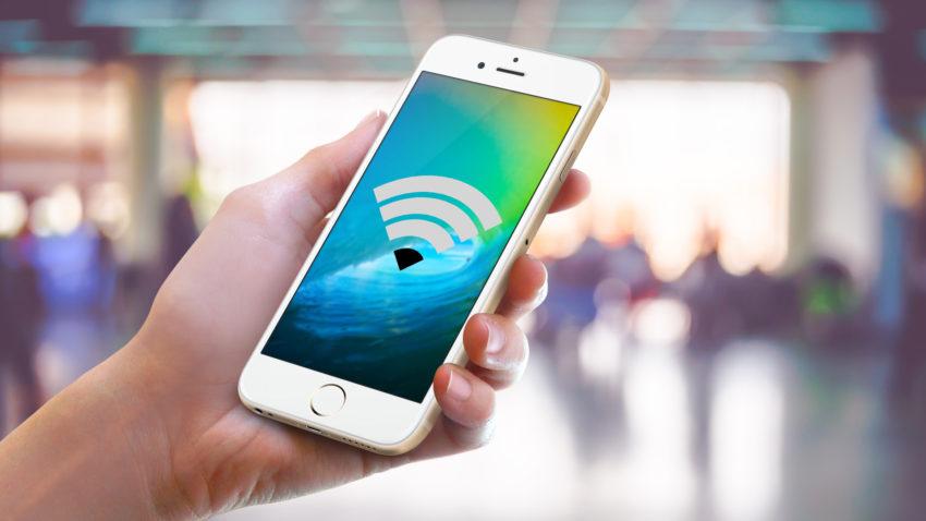wi fi assist iphone iOS 11 rejette automatiquement les réseaux Wi Fi dont le signal est mauvais
