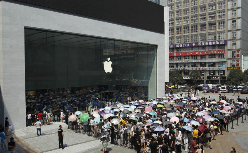 apple store iphone8 iPhone 8 : 40% des clients dApple prévoient dacheter liPhone 8