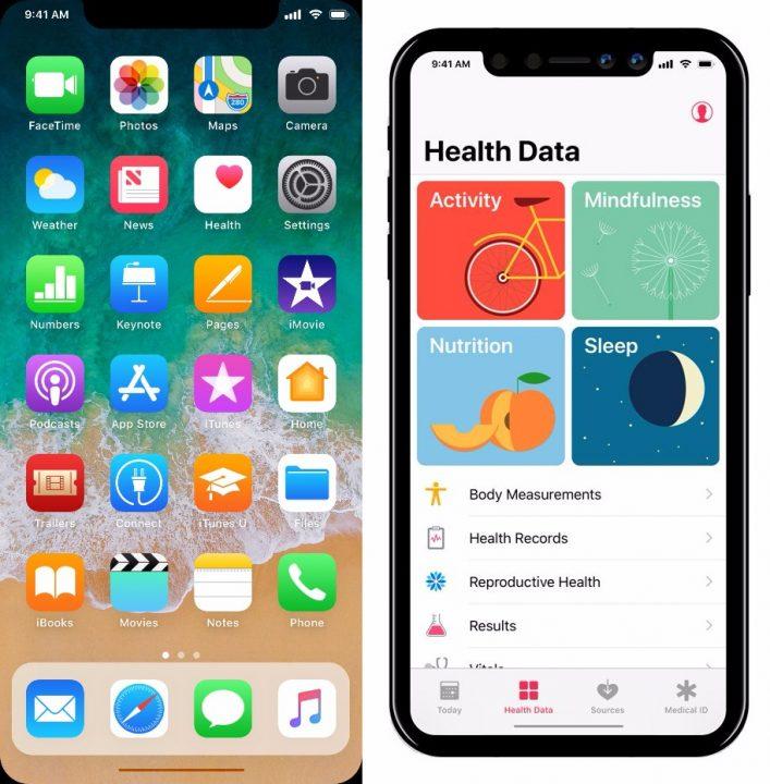 iPhone 8 dock iPhone 8 : des gestes et un Dock pour remplacer le bouton Home ?