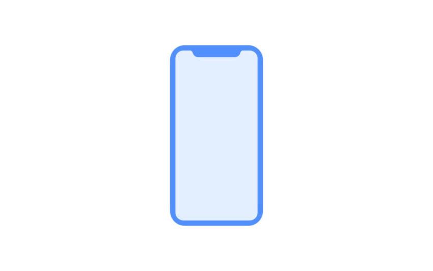 iphone 8 icon iPhone 8 : le design confirmé par une icône laissée par erreur