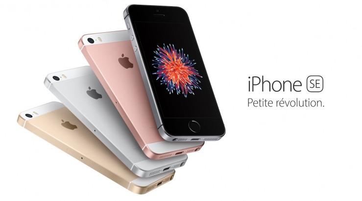iphone se app4phone iPhone SE : un nouveau modèle pour le début de 2018 ?
