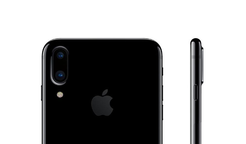 iphone8 camera 4k 1 iPhone 8 : caméras 4K à 60fps à lavant et à larrière