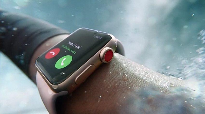 Apple Watch series 3 850x475 Apple Watch Series 3 : une première vidéo pour vanter la montre