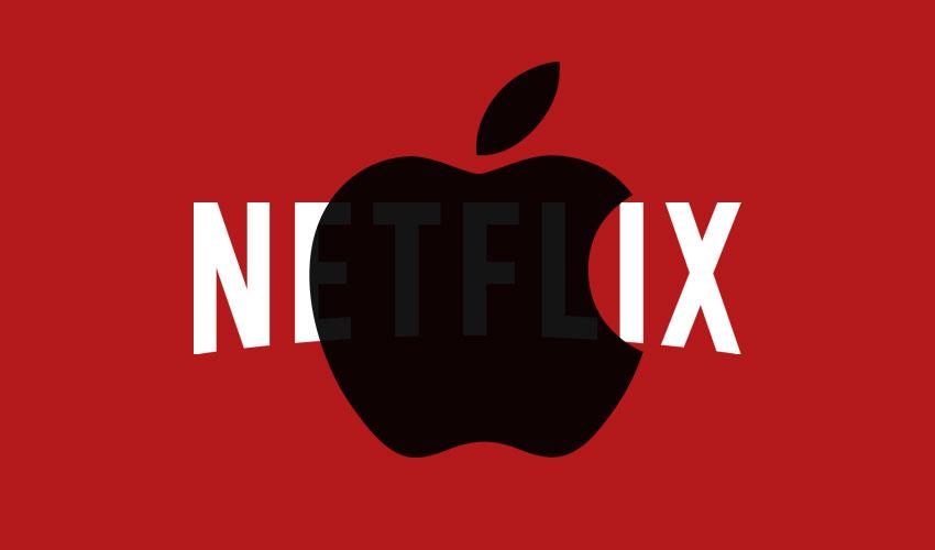 apple netflix Apple va lancer un studio de production de films et séries TV