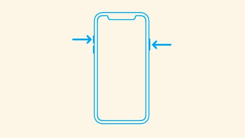 iPhone x Design 850x479 Comment éteindre et capturer lécran de liPhone X