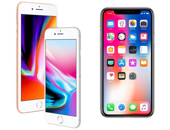 iphone 8 8 plus iphone x test Test : liPhone 8 et liPhone 8 Plus beaucoup plus performants que liPhone X ?