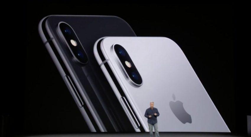 iphone x 1 850x465 iPhone X : ses caractéristiques, son prix et sa date de commercialisation