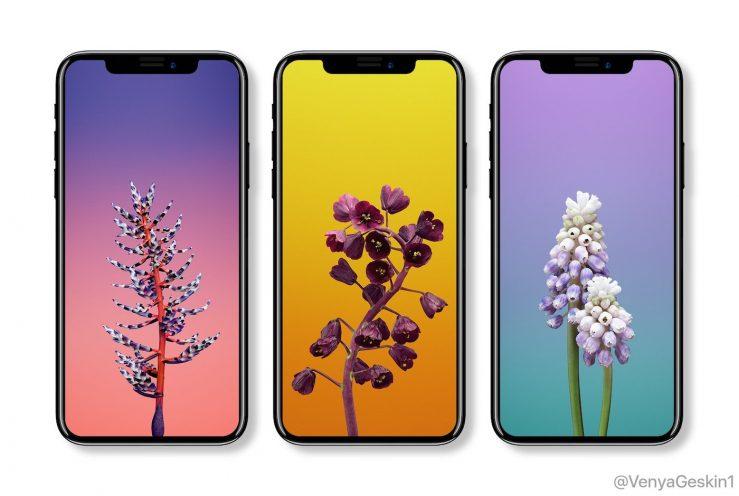 iphone x ecran Keynote 2017 : tout ce que lon sait à propos de liPhone X/8/Edition